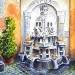 Fontana degli Artisti (Via Margutta)