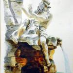 Allegoria del Danubio
