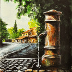 Nasone sull'Appia Antica