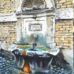 L'Acqua Angelica a Borgo