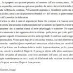 Articolo da Il Giornale d'Italia