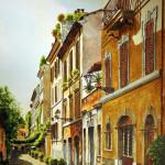 Via Margutta dal civico 89