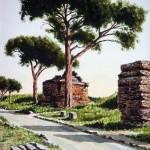 Tombe sull'Appia Antica